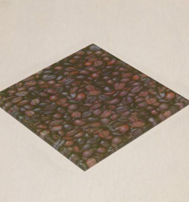 sottobicchiere caffè quadrato