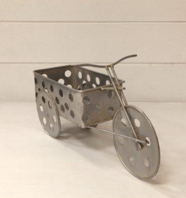 bicicletta portavaso - vivaio arreda online shop
