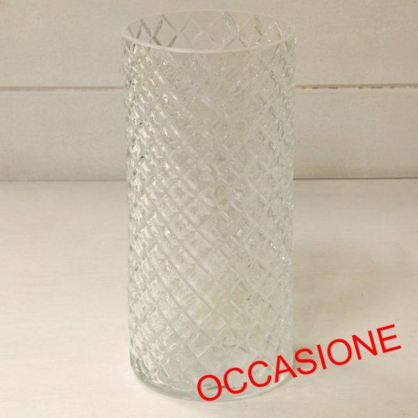 vaso cilindrico rombi