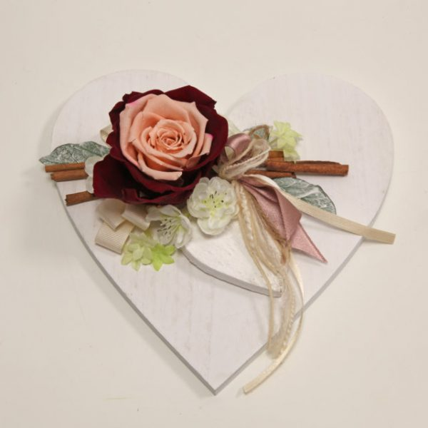 Rosa Stabilizzata Love Grande - Vivaio Arreda Online Shop