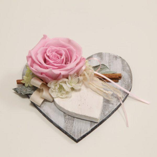 Rosa Stabilizzata Love - Vivaio Arreda Online Shop