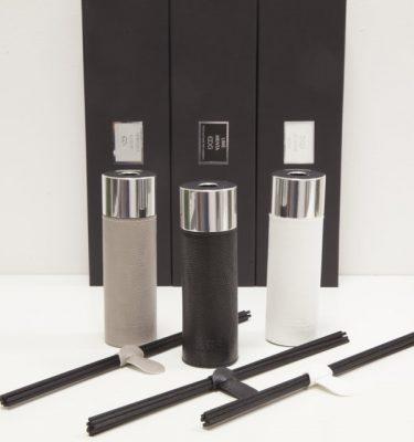 Profumatori in bottiglia similpelle - Vivaio Arreda Online Shop
