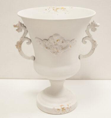 Vaso Coppa Elegance Anticato grande