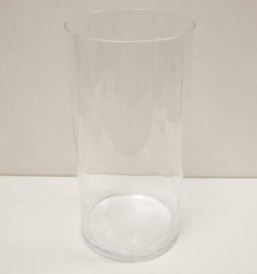 vaso vetro cilindro diam. 20 cm h 40 cm